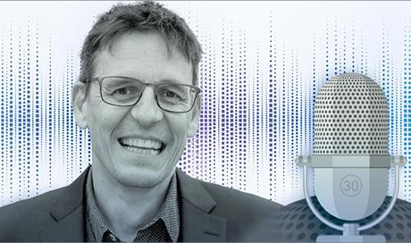 Didier Queloz. (Photo: ETH Zurich)