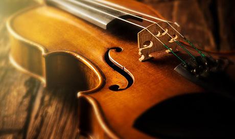 Un ancien violon. (Photo: Shutterstock)