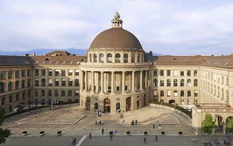 ETH Zurich Main Building. (Image: ETH Zurich)