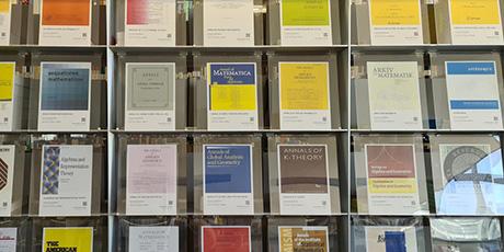Le libre accès est aussi considéré comme un moteur pour faire avancer la recherche.© Frank Milfort/EPFL