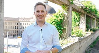 Bruno Studer (Image: ETH Zurich)