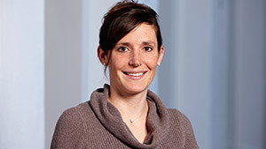 Tanja Stadler recently became head of the data and modelling group in the Swiss National COVID-19 Science Task Force. (Image: Giulia Marthaler/ETH Zurich)
