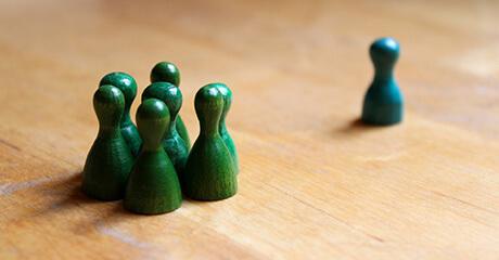 Les discriminations ont un impact négatif sur la culture et la réputation d'une organisation, entre autres choses. (Image: Pixabay)