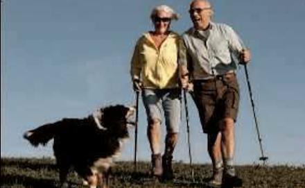 STRONG Studie des Zentrums für Alter und Mobilität