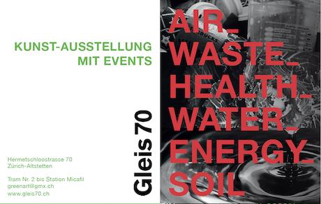 Air Waste Health Water Energy Soil