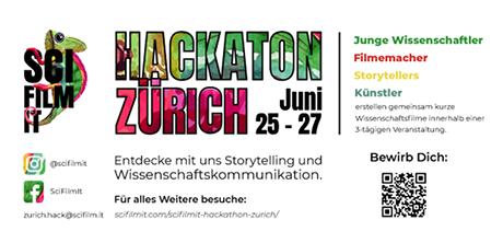 SciFilmIt Hackathon Zurich
